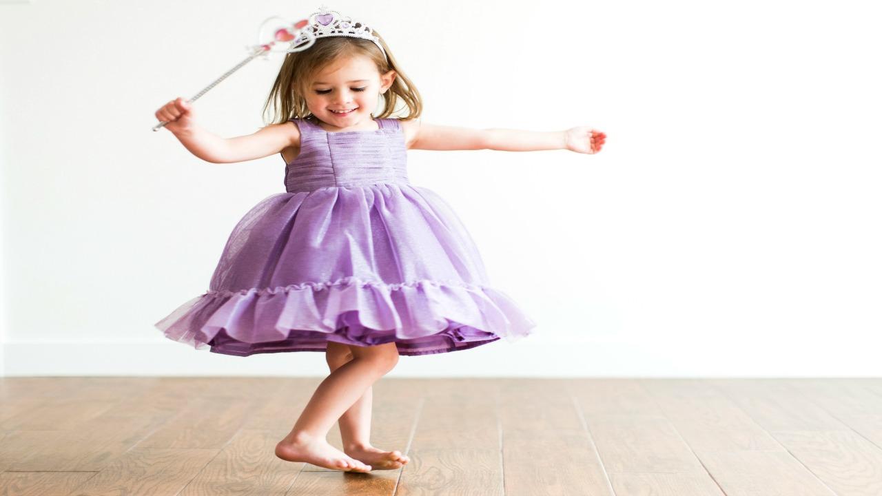Traktowanie córek jak księżniczek może później wywołać niepokój