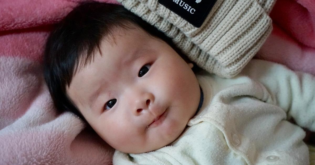 noworodek - dziecko w wieku 8 tygodni