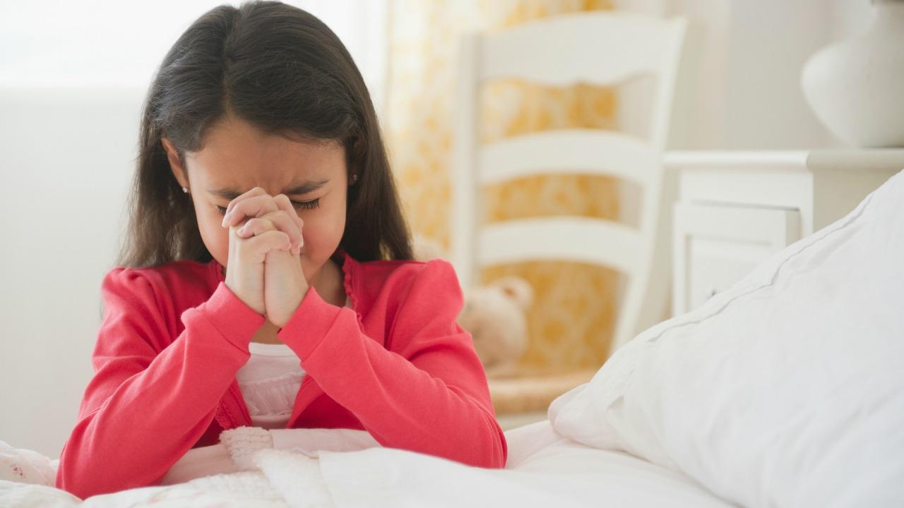 dziecko ma silniejszą wiarę