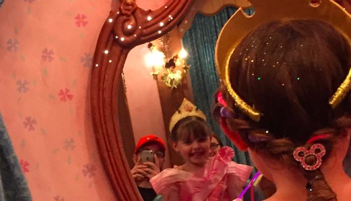Księżniczka Makeover Disney